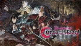 BLOODSTAINED: CURSE OF THE MOON ANNOUNCED THE LAUNCH