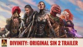 DIVINITY: ORIGINAL SIN 2 – Edition finale disponible en août 2018