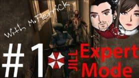 Resident Evil HD Remasterisé – Fin de jeu Jill