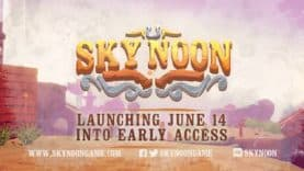 Sky Noon : A Wild West and fun game
