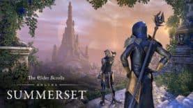 The Elder Scrolls Online : Summerset – Une aventure magique commence