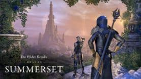 The Elder Scrolls Online : Summerset – The new magical adventure begins