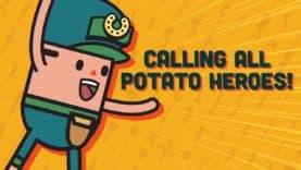 Holy Potatoes! A Weapon Shop?! garde la patate sur PlayStation®4 et Nintendo Switch