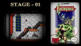 NES Music Orchestrated – Castlevania – Stage 01 ( Vampire Killer )