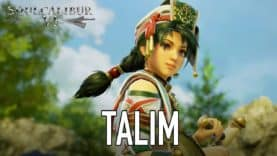 TALIM, THE LAST PRIESTESS OF THE WINDS, RETURNS TO SOULCALIBUR VI