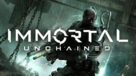 ALL WORLDS MUST END – IMMORTAL: UNCHAINED ARRIVES ON PS4, XBOX ONE & PC