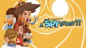 Holy Potatoes! A Spy Story?! launching on 7th November
