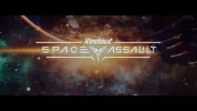 FIRST IN-GAME FOOTAGE FOR REDOUT: SPACE ASSAULT