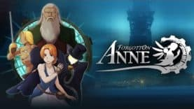 FORGOTTON ANNE RELEASES TODAY ON THE NINTENDO SWITCH