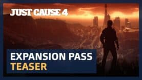 JUST CAUSE 4 EXPANSION PASS TEASER TRAILER OUT NOW
