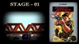 NES Music Orchestrated – Rush'n Attack – Stage 01