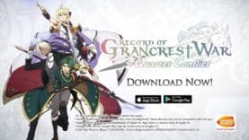 Record of Grancrest War: Quartet Conflict Now Available on App Store and Google Play