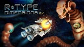 R-Type Dimensions EX on PS4