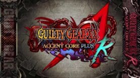 Arc System Works and PQube announce Guilty Gear 20th Anniversary Edition