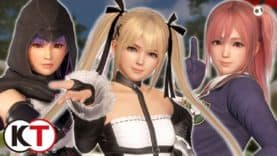 DEAD OR ALIVE 6's Release Date Moved to March 1, 2019