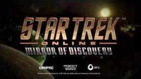 LA CAPITAINE TILLY CONQUIERT STAR TREK ONLINE AVEC MIRROR OF DISCOVERY