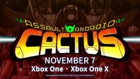 Assault Android Cactus+ Enhances and Explodes onto Nintendo Switch March 8