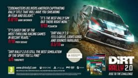 DIRT RALLY 2.0 la sortie officielle