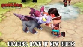DREAMWORKS DRAGONS DAWN OF NEW RIDERS SOARS ONTO CONSOLES TODAY