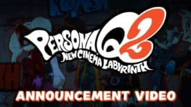 Enter the Epic World of Cinema in Persona Q2: New Cinema Labyrinth for the Nintendo 3DS