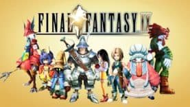 FINAL FANTASY IX AVAILABLE ON NINTENDO SWITCH, XBOX ONE AND WINDOWS 10