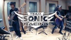 SEGA Shares a Behind-the-Scenes Look  At the Making of Team Sonic Racing's High-Velocity Soundtrack