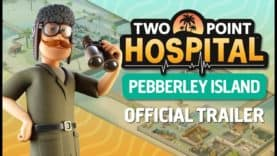 le nouveau DLC de Two Point Hospital disponible le 18 mars