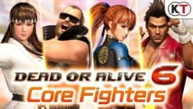 "TEAM NINJA LANCE LE ""DEAD OR ALIVE 6 WORLD CHAMPIONSHIP"" !"
