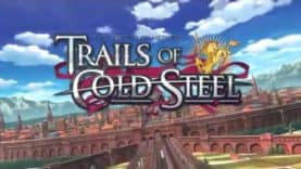 Trails of Cold Steel Now Available on PlayStation®4 System with Added Features