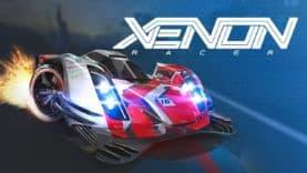 Xenon Racer drifte en digital et en physique