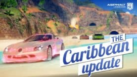 Asphalt 9: Legends Races to Summer with Caribbean Update!