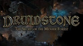 Druidstone: The Secret of the Menhir Forest has reached beta!