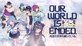 Our World is Ended launch trailer on Switch and PC
