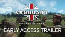 Vanguard: Normandy 1944 launches on Steam Early Access