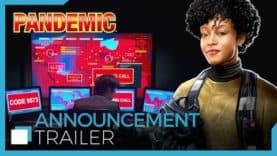 Asmodee Digital dévoile la bande-annonce de Pandemic, sa date de sortie et son prix