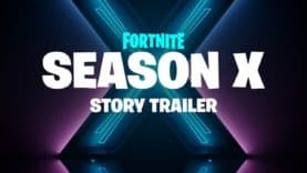 Fortnite World Cup + BANDE ANNONCE DE LA SAISON X