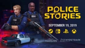 Long-awaited tactical top-down shooter, Police Stories, is coming out