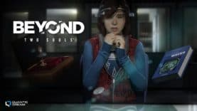 Quantic Dream présente le thriller Beyond: Two Souls sur PC