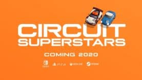 SQUARE ENIX COLLECTIVE® ENTERS THE CHARMING WORLD OF MOTORSPORT WITH CIRCUIT SUPERSTARS