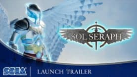 Take On Your Destiny As Humanity's Guardian with SolSeraph