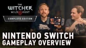 La date de sortie de The Witcher 3 sur Nintendo Switch est annoncée !