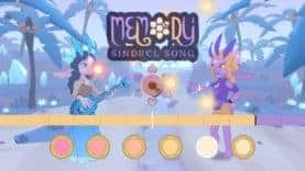 Memody: Sindrel Song  – A lore-rich music game made by the creator of the Mardek series during his brain cancer treatment – is coming to Kartridge on August 28th!