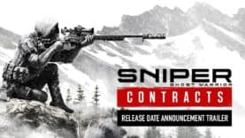 Sniper Ghost Warrior Contracts sort le 22 novembre
