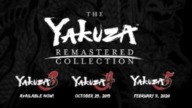 The Yakuza Remastered Collection Kicks off Today with Digital Purchase!