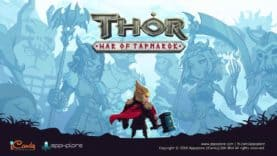 Thor: War of Tapnarok: Even Thor needs a furry friend!