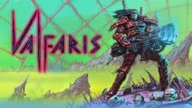 Valfaris – heavy metal infused 2D action-platformer blasts into retail on Nintendo Switch and PlayStation 4 consoles this November
