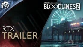 Vampire : The Masquerade – Bloodlines 2 dévoile son gameplay dans deux nouveaux trailers !