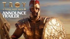 Entre Histoire et Mythologie : A TOTAL WAR SAGA : TROY annoncé