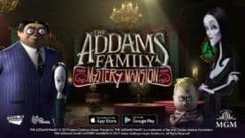 Pre-Registration Begins for The Addams Family Mystery Mansion, New Game Launching with Upcoming MGM Film The Addams Family