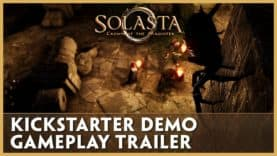 TACTICAL ADVENTURES LAUNCHES KICKSTARTER AND FREE PLAYABLE DEMO OF SOLASTA: CROWN OF THE MAGISTER ON STEAM